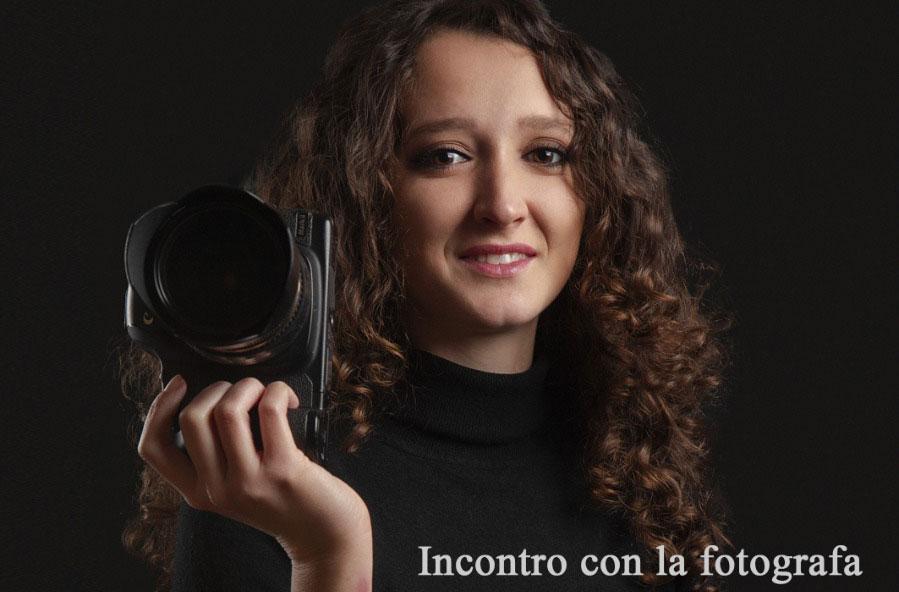 Incontro con la fotografa Chiara Pesci